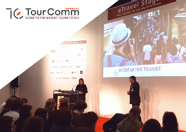 ITB Vortrag Overtourism | TourComm Germany